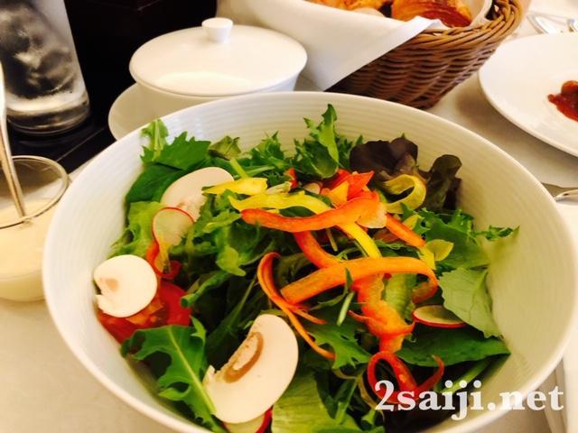 ラスイート神戸朝食