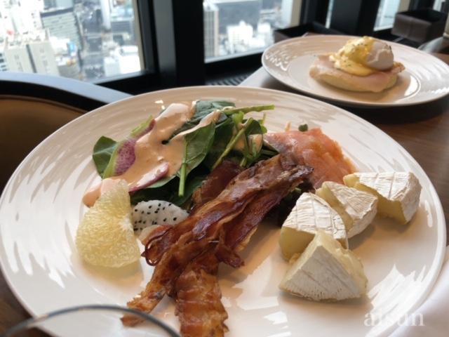 コンラッド大阪 朝食