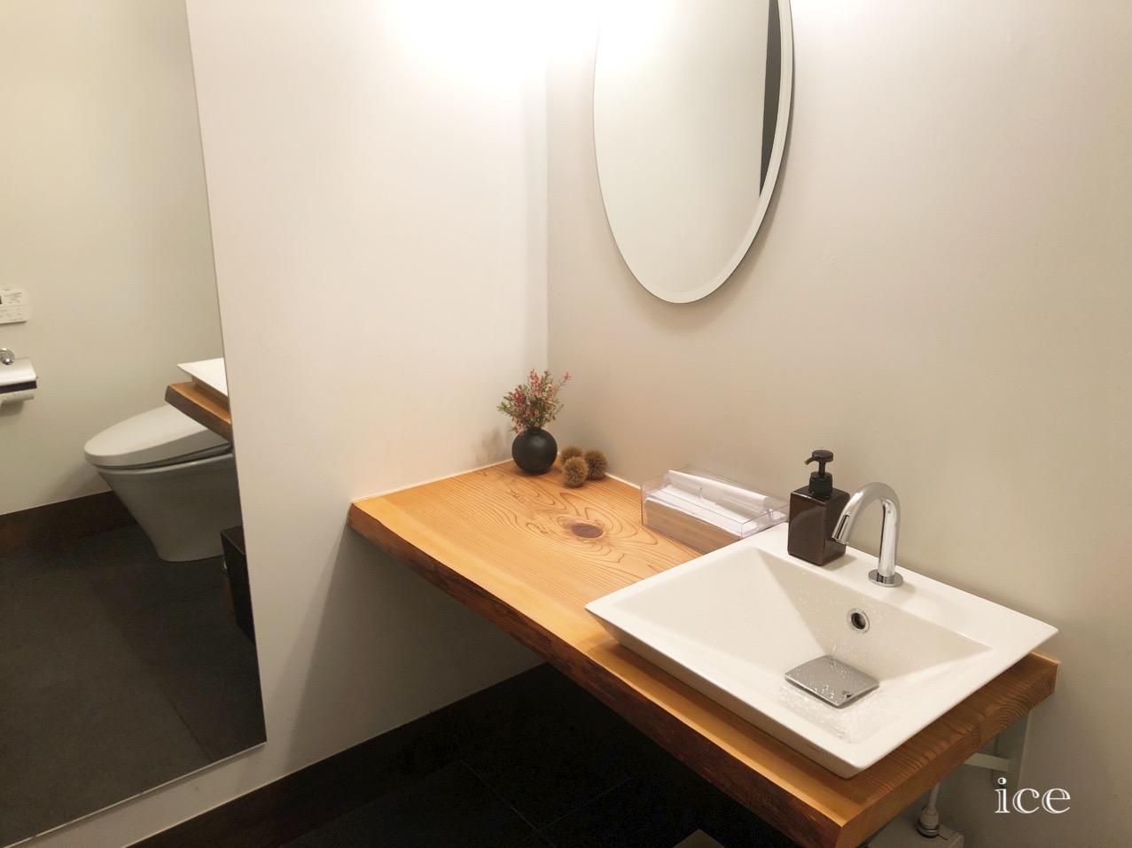 ルピニョン トイレ