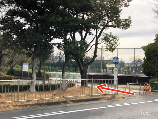 一宮市民会館 i-バス