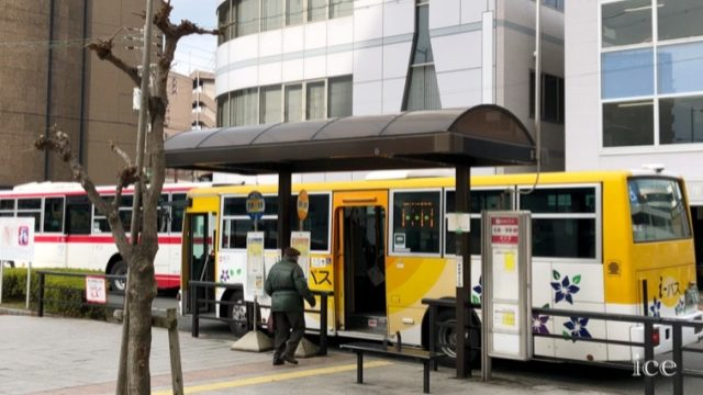 一宮駅 i-バス