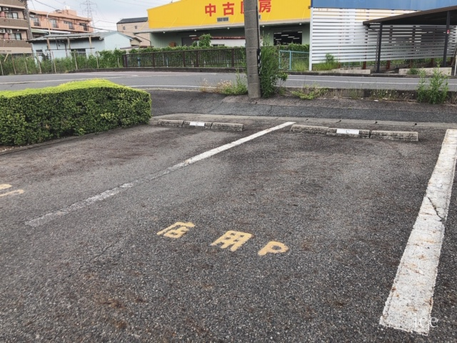 アンテテ 一宮 駐車場
