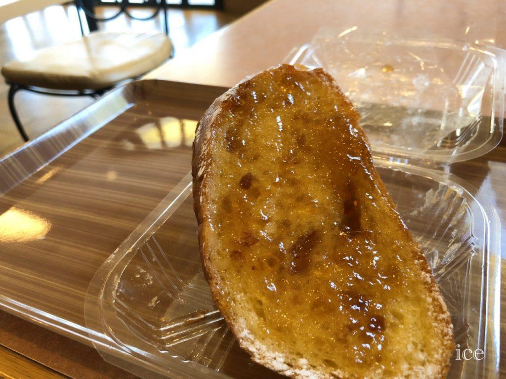 ボンパナ 羽島 フレンチトースト