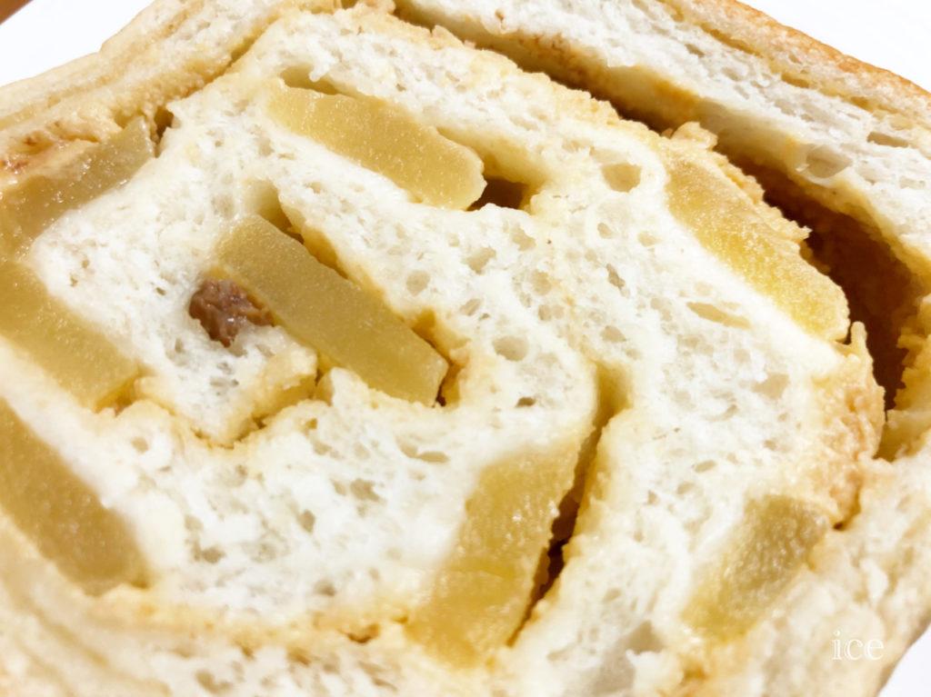 ル・ミトロン 稲沢 シナモンアップル食パン