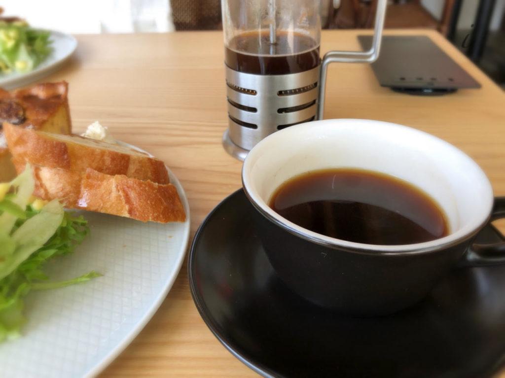 ベンズモーニングカフェ キッシュ
